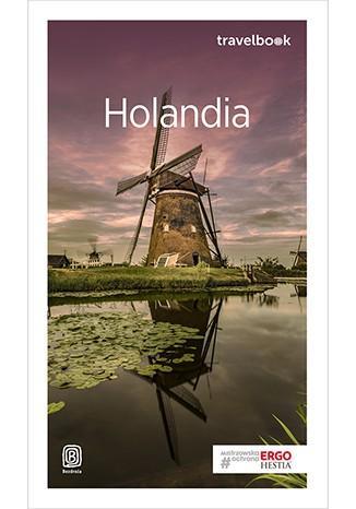 Holandia - okładka książki