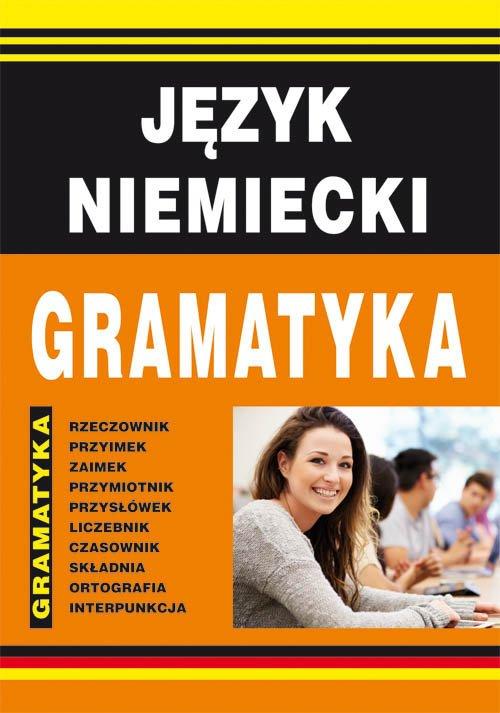 Język niemiecki. Gramatyka - okładka podręcznika