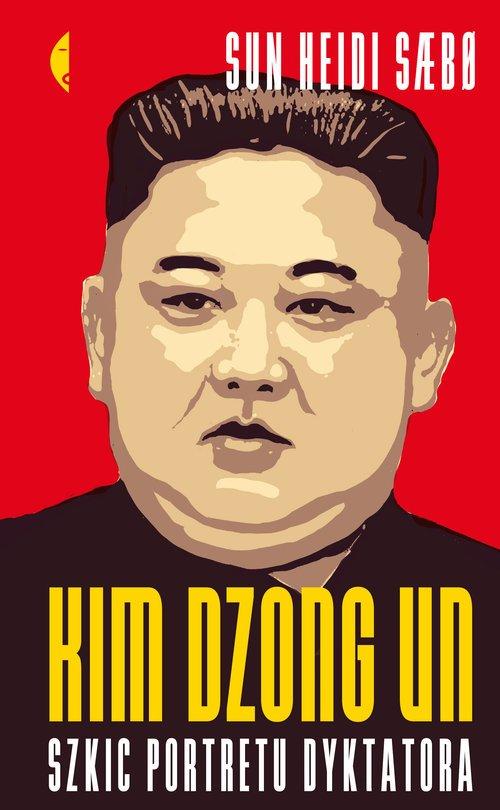 Kim Dzong Un - okładka książki