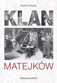 Klan Matejków - okładka książki