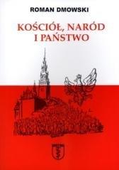 Kościół, Naród i Państwo - okładka książki