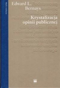 Krystalizacja opinii publicznej - okładka książki