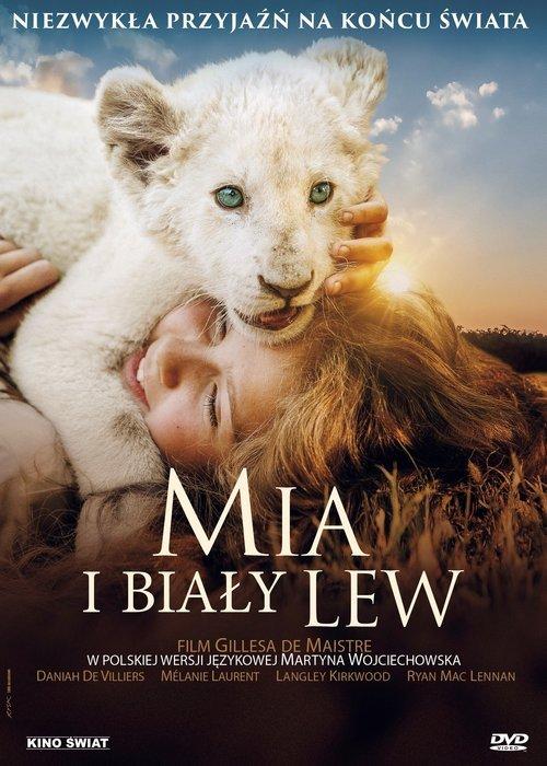 Mia i Biały Lew - okładka filmu
