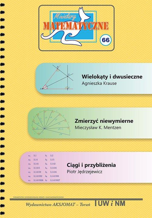 Miniatury matematyczne 66 - okładka książki