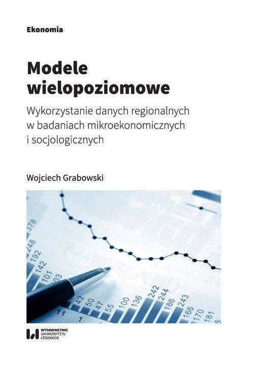 Modele wielopoziomowe. Wykorzystanie - okładka książki