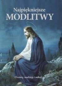 Najpiękniejsze modlitwy - okładka książki