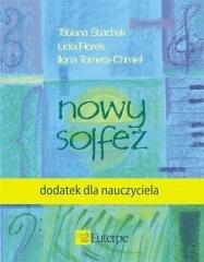 Nowy solfeż - dodatek dla nauczyciela - okładka podręcznika