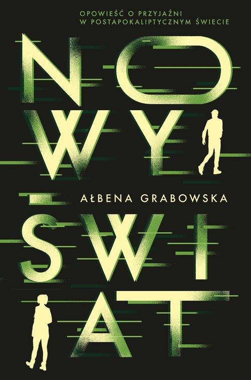 Nowy Świat - okładka książki