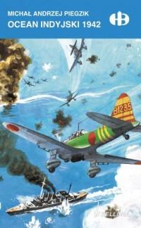 Ocean Indyjski 1942 - okładka książki
