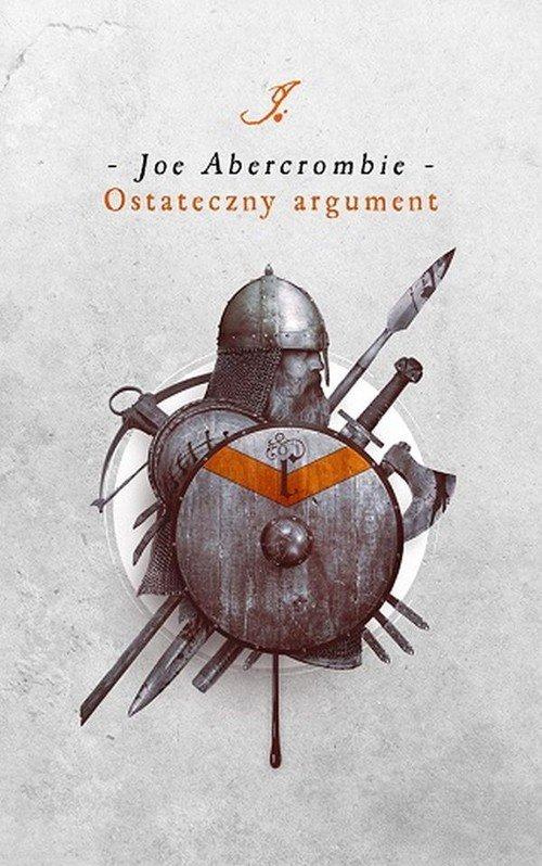 Ostateczny argument - okładka książki