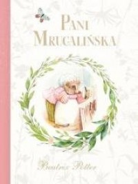 Pani Mrugalińska - okładka książki