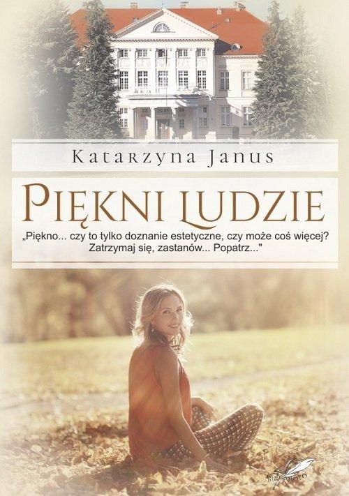 Piękni ludzie - okładka książki