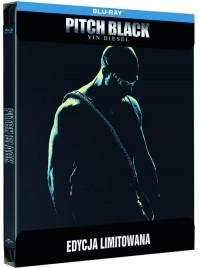 Pitch Black (Steelbook) Blu-ray - okładka filmu