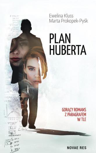 Plan Huberta - okładka książki