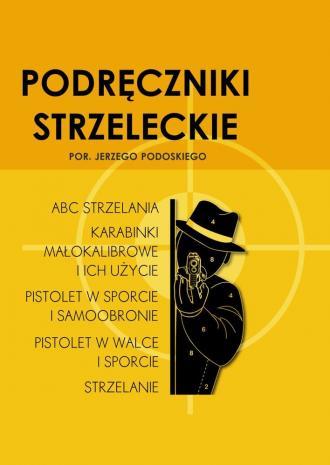Podręczniki strzeleckie por. Jerzego - okładka książki