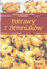 Potrawy z ziemniaków - okładka książki