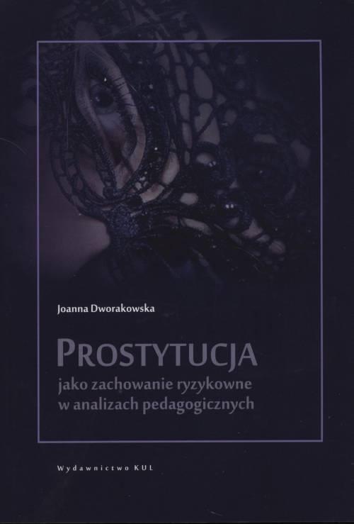 Prostytucja jako zachowanie ryzykowne - okładka książki