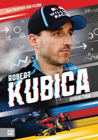 Robert Kubica. Wyścig życia - okładka książki