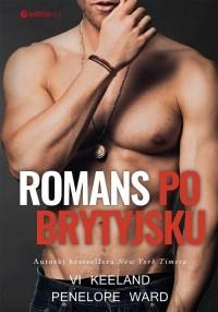 Romans po brytyjsku - okładka książki