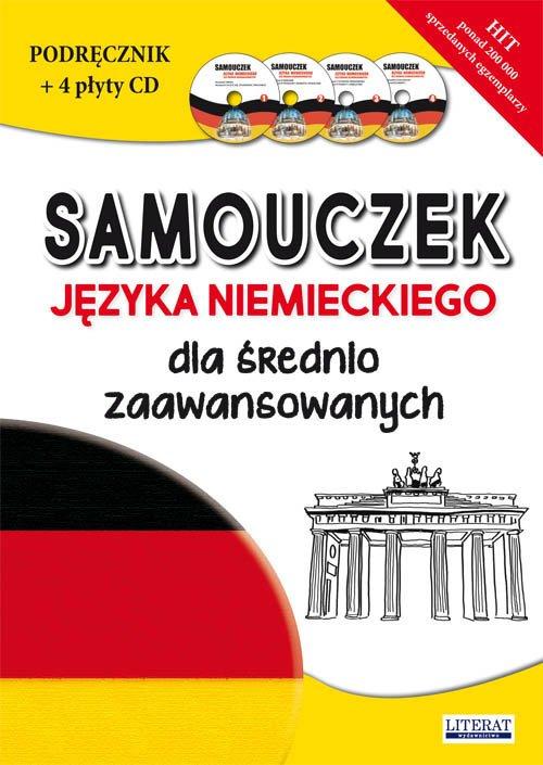 Samouczek języka niemieckiego dla - okładka podręcznika