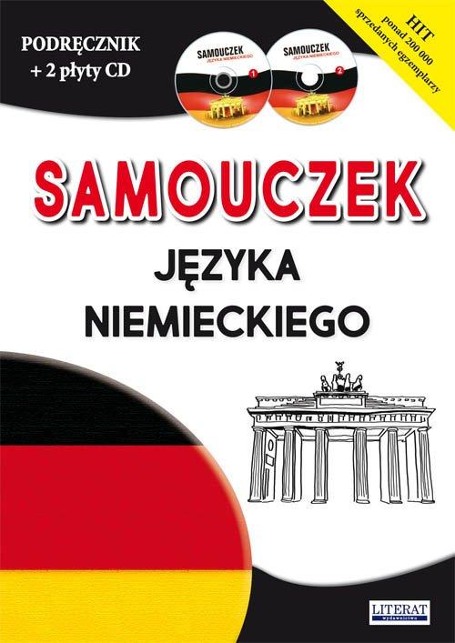 Samouczek języka niemieckiego. - okładka podręcznika