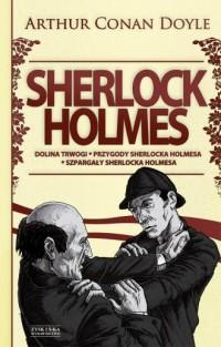 Sherlock Holmes. Tom 2. Dolina - okładka książki