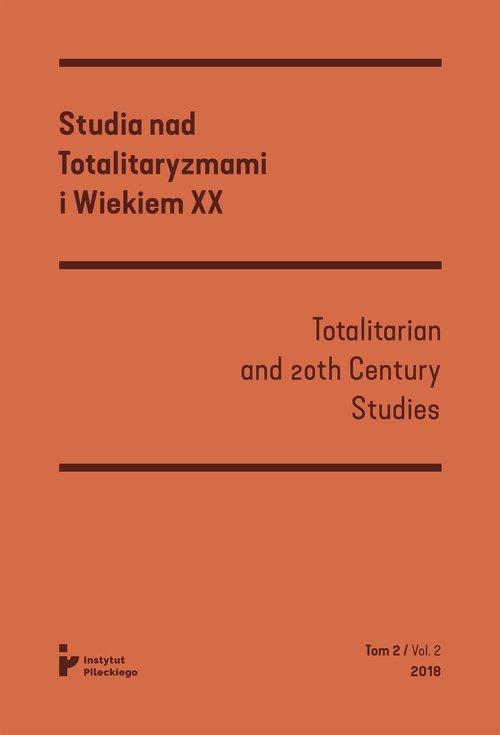 Studia nad totalitaryzmami i wiekiem - okładka książki