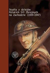 Studia z dziejów Polskich Sił Zbrojnych - okładka książki