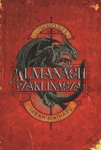 Summoner Zaklinacz Almanach zaklinacza - okładka książki