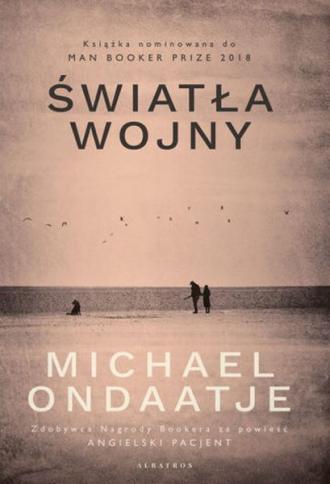 Światła wojny - okładka książki
