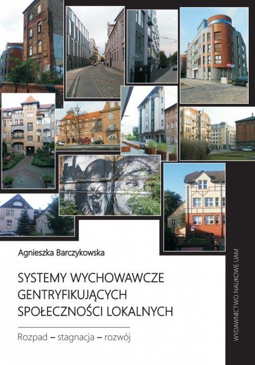Systemy wychowawcze gentryfikujących - okładka książki