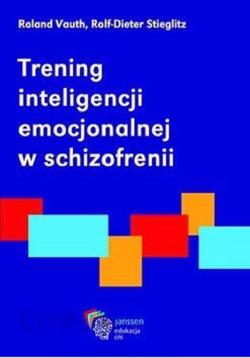 Trening inteligencji emocjonalnej - okładka książki