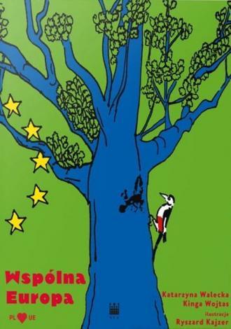 Wspólna Europa - okładka książki