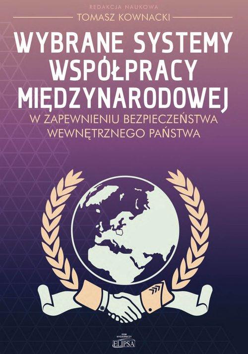 Wybrane systemy współpracy międzynarodowej - okładka książki