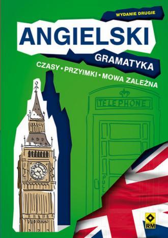 Angielski Gramatyka. Czasy, przyimki, - okładka podręcznika
