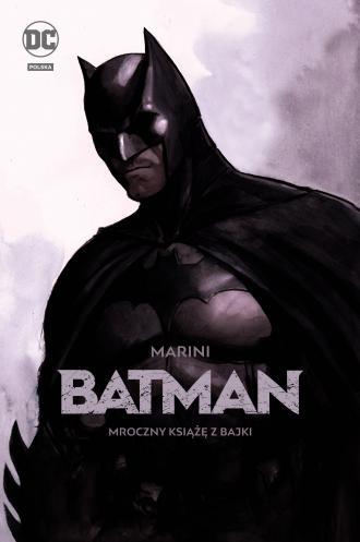 Batman - Mroczny książę z bajki - okładka książki