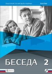 Beseda 2. Zeszyt ćwiczeń - okładka podręcznika