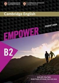 Cambridge English Empower Upper - okładka podręcznika