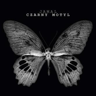 Carny motyl. Jamal (CD) - okładka płyty