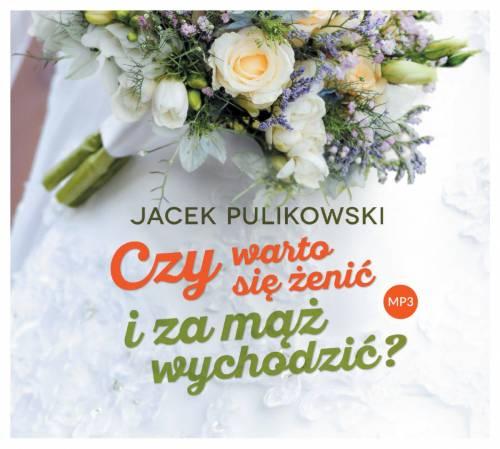 Czy warto się żenić i za mąż wychodzić? - pudełko audiobooku