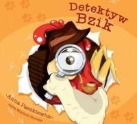 Detektyw Bzik (CD) - pudełko audiobooku