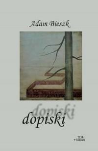 Dopiski - okładka książki