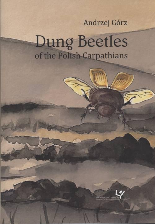Dung Beetles of the Polish Carpathians. - okładka książki