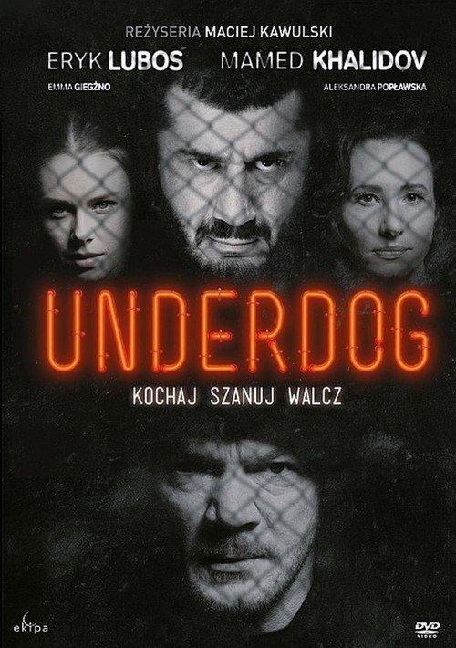 Underdog (CVD) - okładka filmu