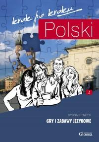 Gry i zabawy językowe 2 - okładka książki
