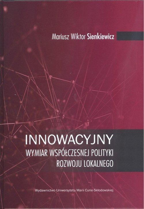 Innowacyjny wymiar współczesnej - okładka książki