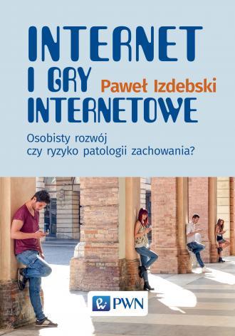 Internet i gry internetowe. Osobisty - okładka książki