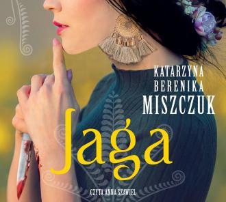 Jaga Kwiat Paproci 0,5 CD - pudełko audiobooku