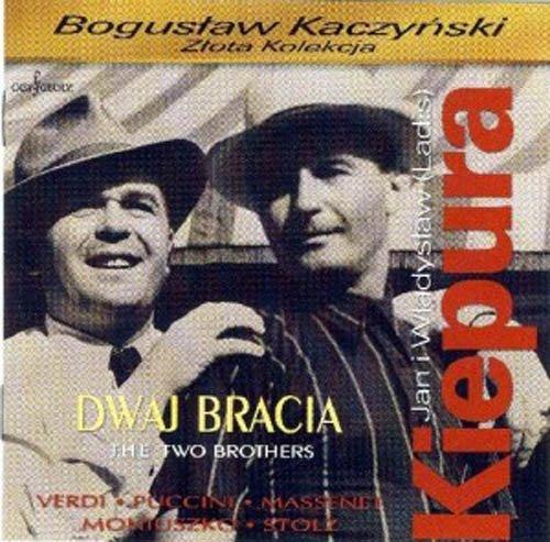 Jan i Władysław (Ladis) Kiepura. - okładka płyty