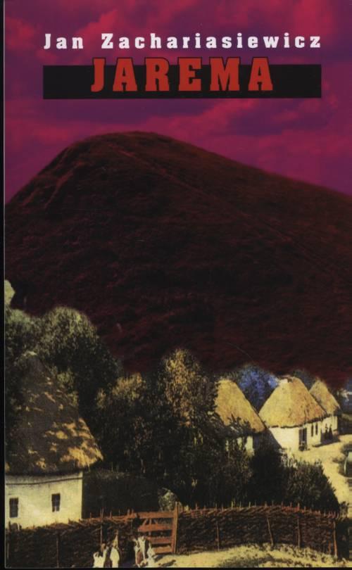Jarema - okładka książki